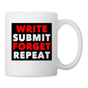 Write Submit Forget Repeat (Accessories) - Coffee/Tea Mug