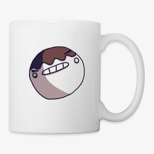I'm dying inside face - Coffee/Tea Mug