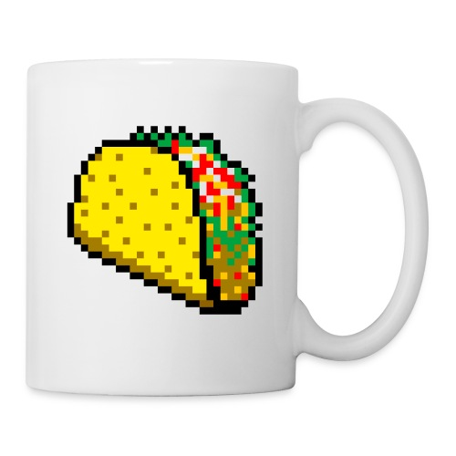 8bit Taco - Coffee/Tea Mug