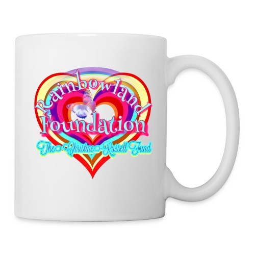 Rainbowland Foundation logo - Coffee/Tea Mug