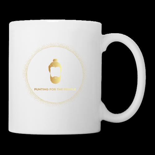 Punting For The People Print - Coffee/Tea Mug