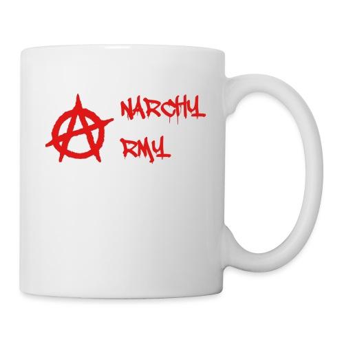 Anarchy Army LOGO - Coffee/Tea Mug