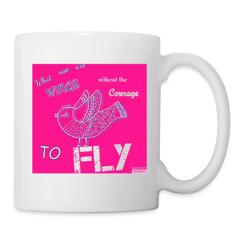 Fly - Coffee/Tea Mug