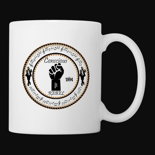 CONSCIOUS REBEL CLOTHING - Coffee/Tea Mug