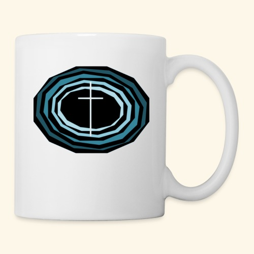 Cross Wheel - Coffee/Tea Mug
