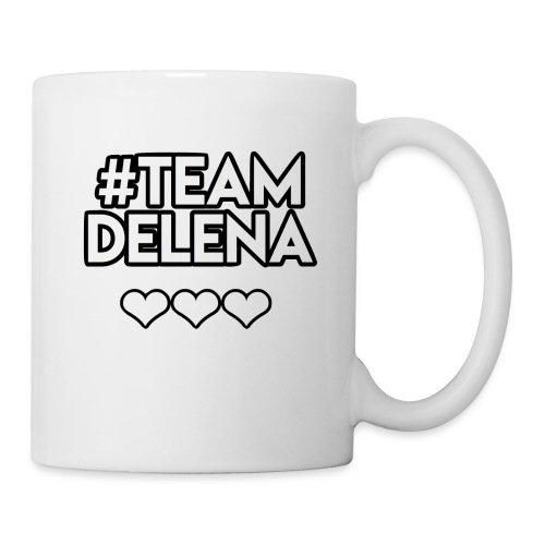 #TEAMDELENA Merchandise - Coffee/Tea Mug