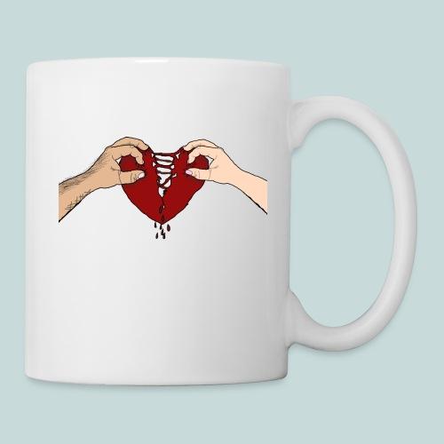 We Are Tearing Each Other Apart - Coffee/Tea Mug
