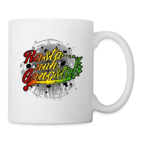 Rasta nuh Gangsta - Coffee/Tea Mug