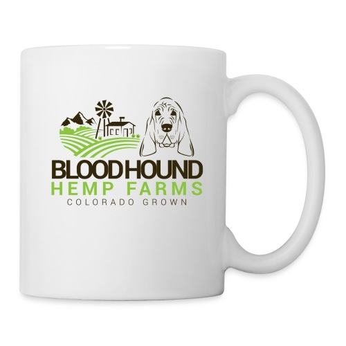 BloodhoundHempFarms - Coffee/Tea Mug