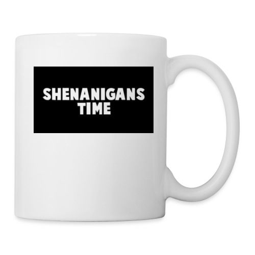 SHENANIGANS TIME MERCH - Coffee/Tea Mug