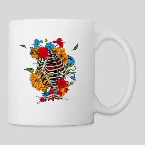 Flowers in my chest - Coffee/Tea Mug