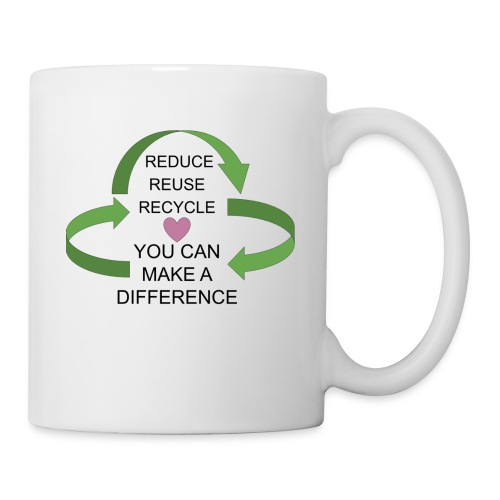 You can make a difference. - Coffee/Tea Mug