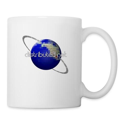 full logo border - Coffee/Tea Mug