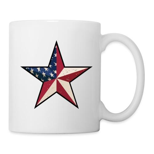 American Patriot Barn Star - Coffee/Tea Mug