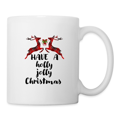 Holly Jolly Christmas - Coffee/Tea Mug