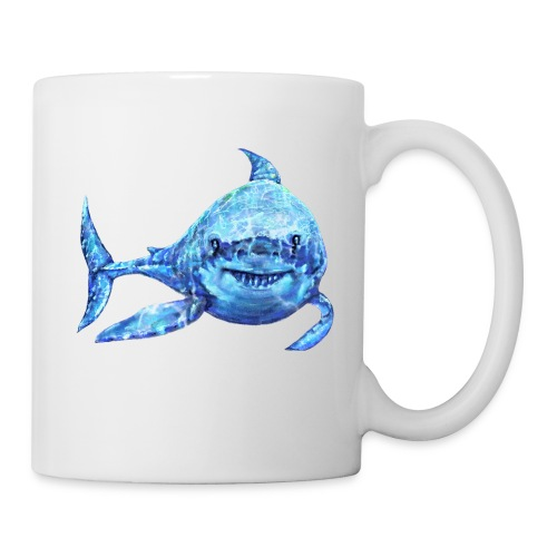 sharp shark - Coffee/Tea Mug