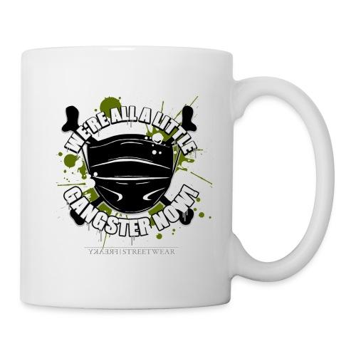Covid Gangster - Coffee/Tea Mug