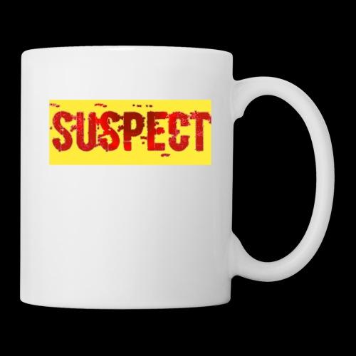 SUSPECT - Coffee/Tea Mug
