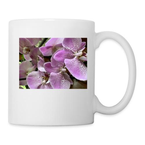 Purple Flower Beauties - Coffee/Tea Mug