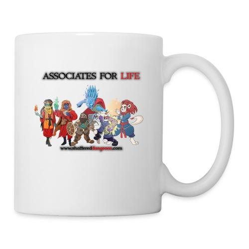 AssociatesForLifeArc2 - Coffee/Tea Mug