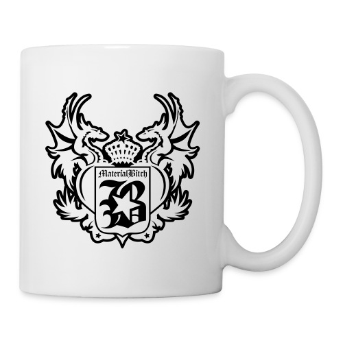 Material Bitch Medievil - Coffee/Tea Mug
