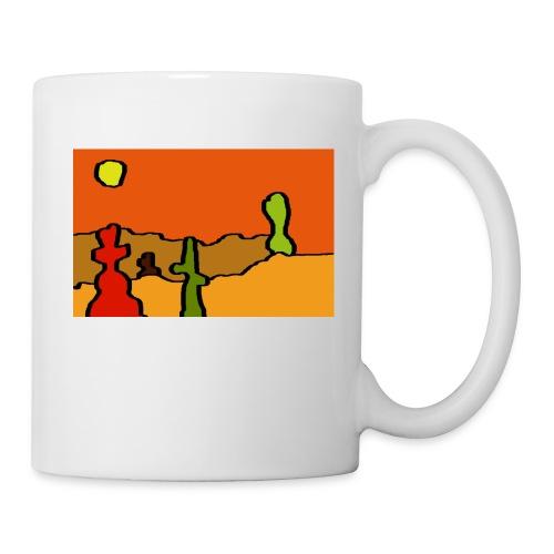 desert - Coffee/Tea Mug