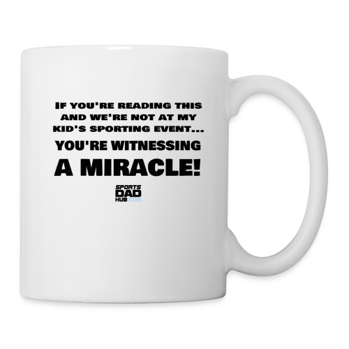 Witnessing A Miracle - Coffee/Tea Mug