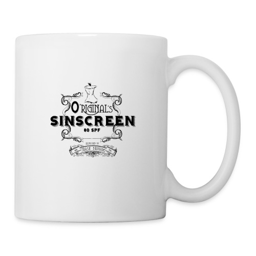 O'Riginal's Sinscreen - Coffee/Tea Mug
