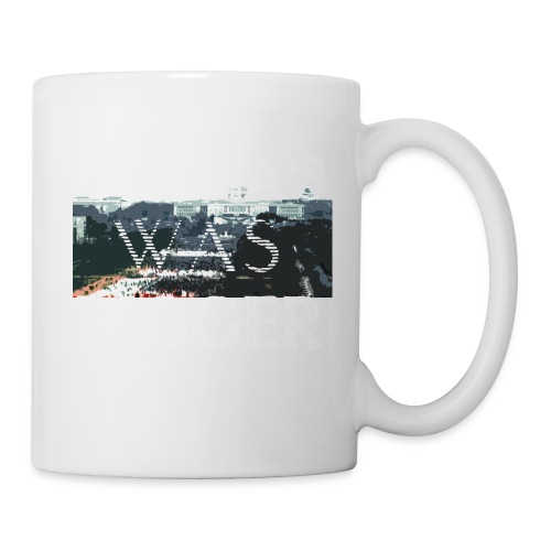 Obama's Was Bigger - Coffee/Tea Mug
