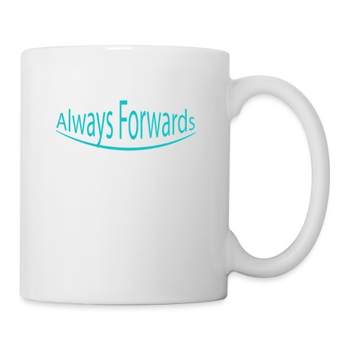 Always Forwards - Coffee/Tea Mug