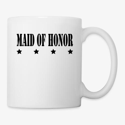 MAID OF HONOR - Coffee/Tea Mug