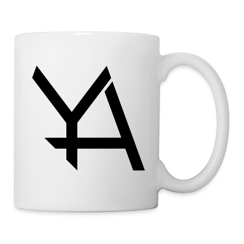 Young Adamant Black Logo - Coffee/Tea Mug