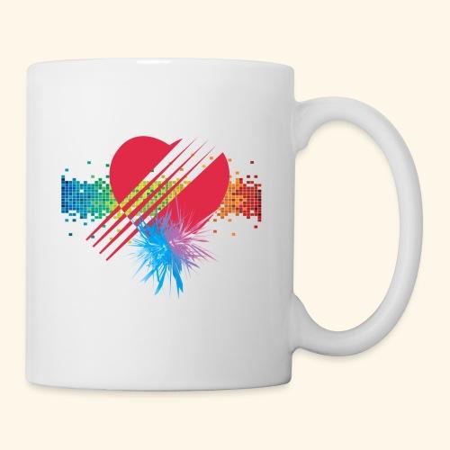 BOOM - RED - Coffee/Tea Mug
