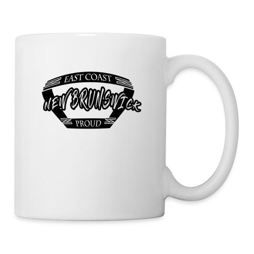 East Coast Proud Banner - Coffee/Tea Mug
