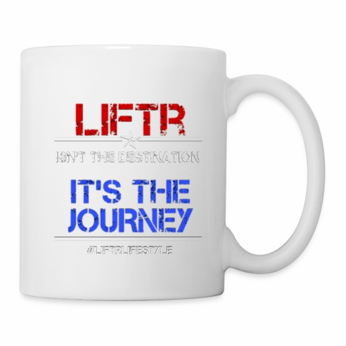Liftr Journey - Coffee/Tea Mug
