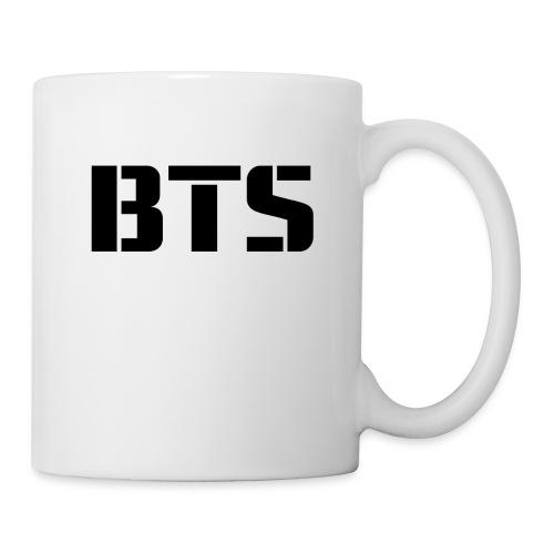 BTS Wordmark svg - Coffee/Tea Mug