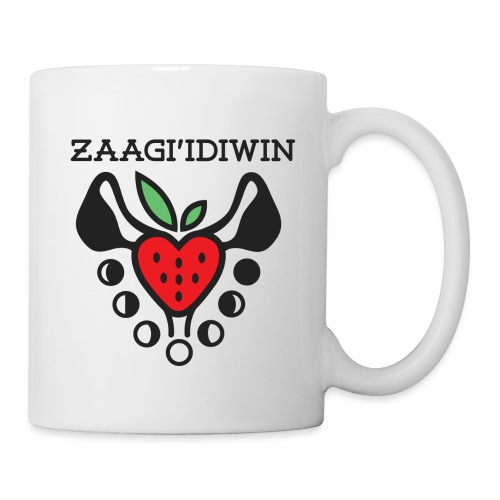 Zaagi idiwin Logo - Coffee/Tea Mug