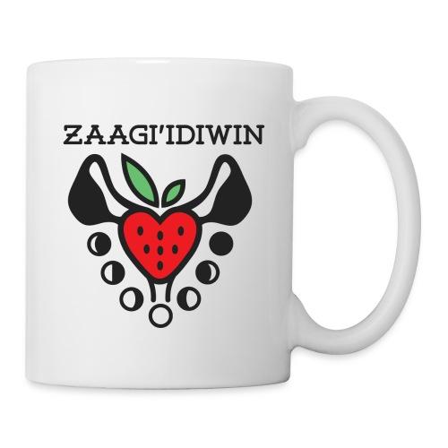 Zaagi idiwin Logo - Coffee/Tea Mug