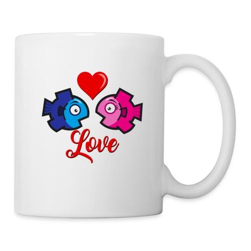 Love under the sea - Coffee/Tea Mug