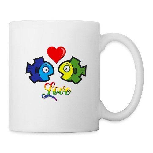 Love Gay - Coffee/Tea Mug
