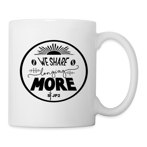 We Share Coffee - Coffee/Tea Mug