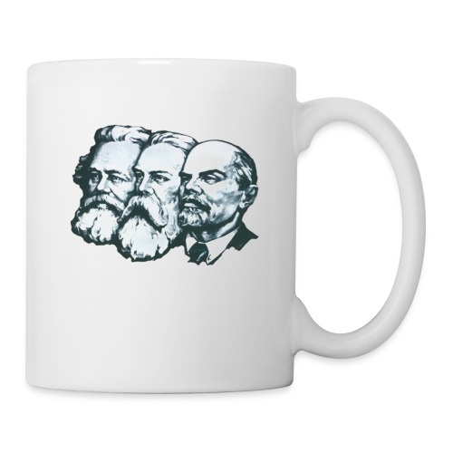 Marx, Engels and Lenin - Coffee/Tea Mug