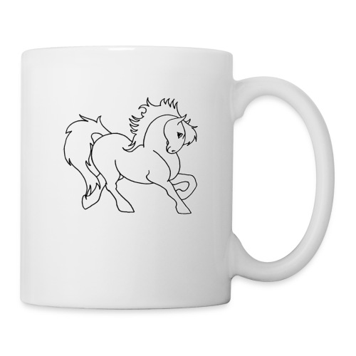 horse - Coffee/Tea Mug