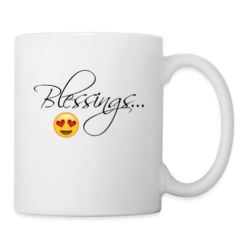 Blessings - Coffee/Tea Mug