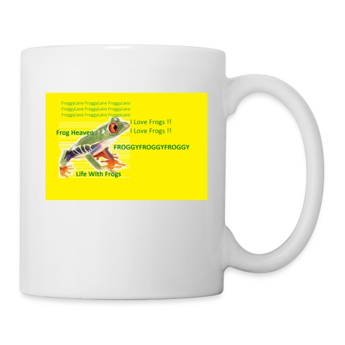 yellowshirt - Coffee/Tea Mug