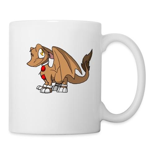 Gingerbread SD Furry Dragon - Coffee/Tea Mug