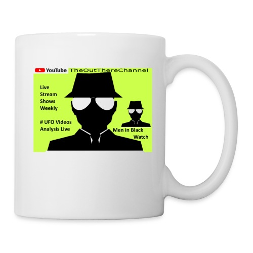 MibTheOutThereChannelTshirtLogo - Coffee/Tea Mug