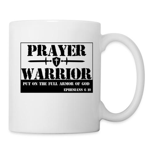Prayer warrior - Coffee/Tea Mug