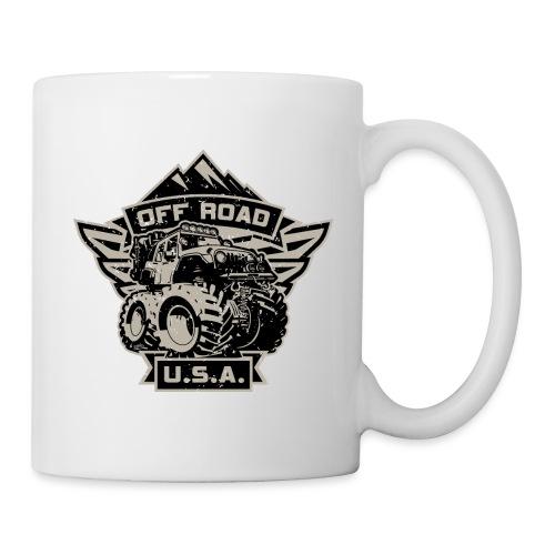 Off Road USA - Coffee/Tea Mug