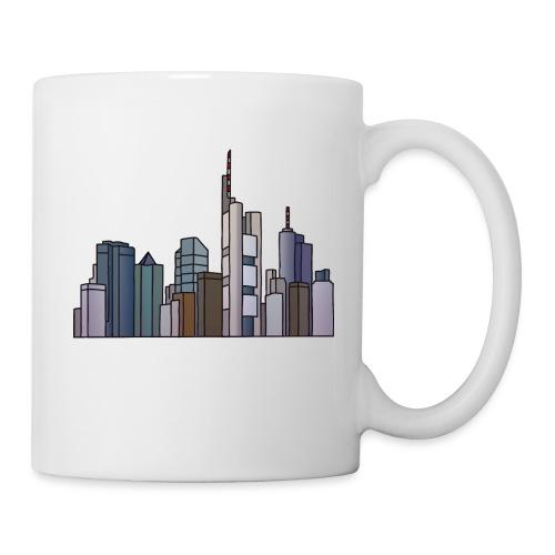 Frankfurt skyline - Coffee/Tea Mug